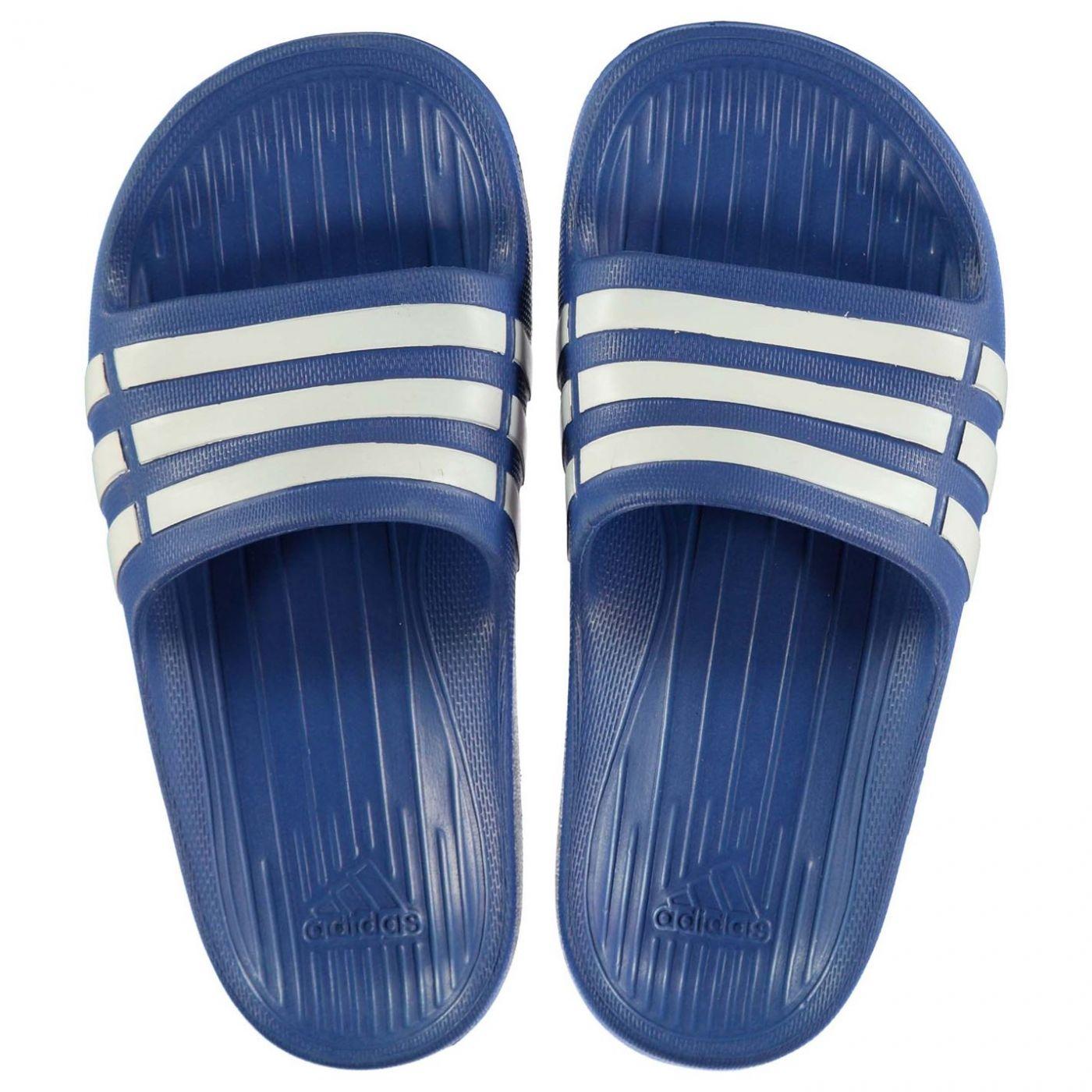 Adidas Duramo Slide Pool Shoes Boys