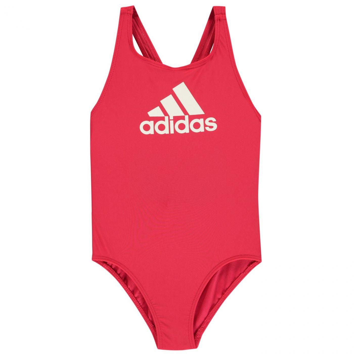 Adidas BOS Swimsuit Junior Girls