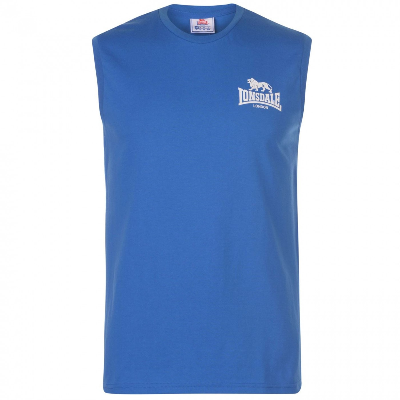 Lonsdale Sleeveless Top Mens