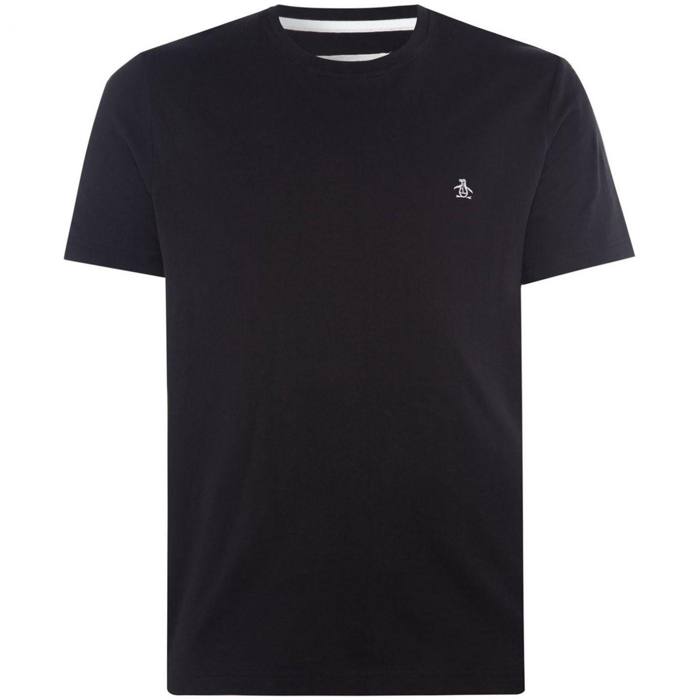 Original Penguin Pin Point Crew Neck T-Shirt