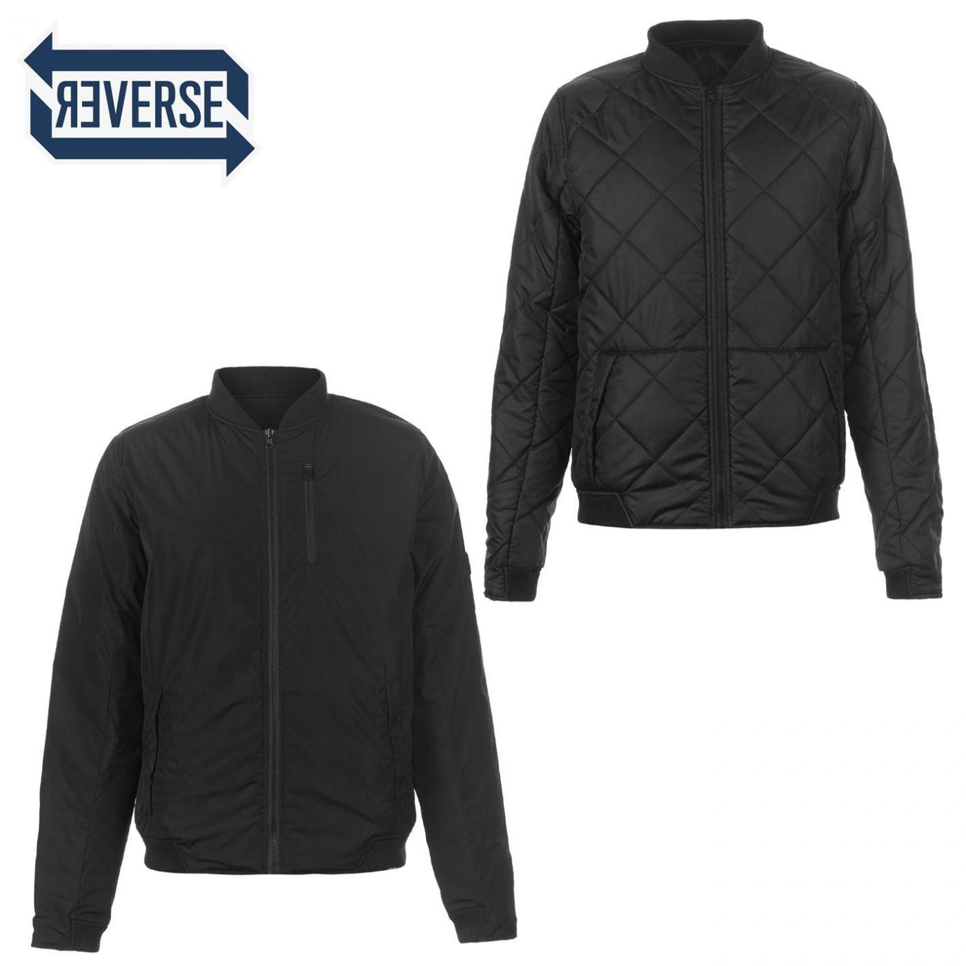 Everlast Reversible Jacket Mens