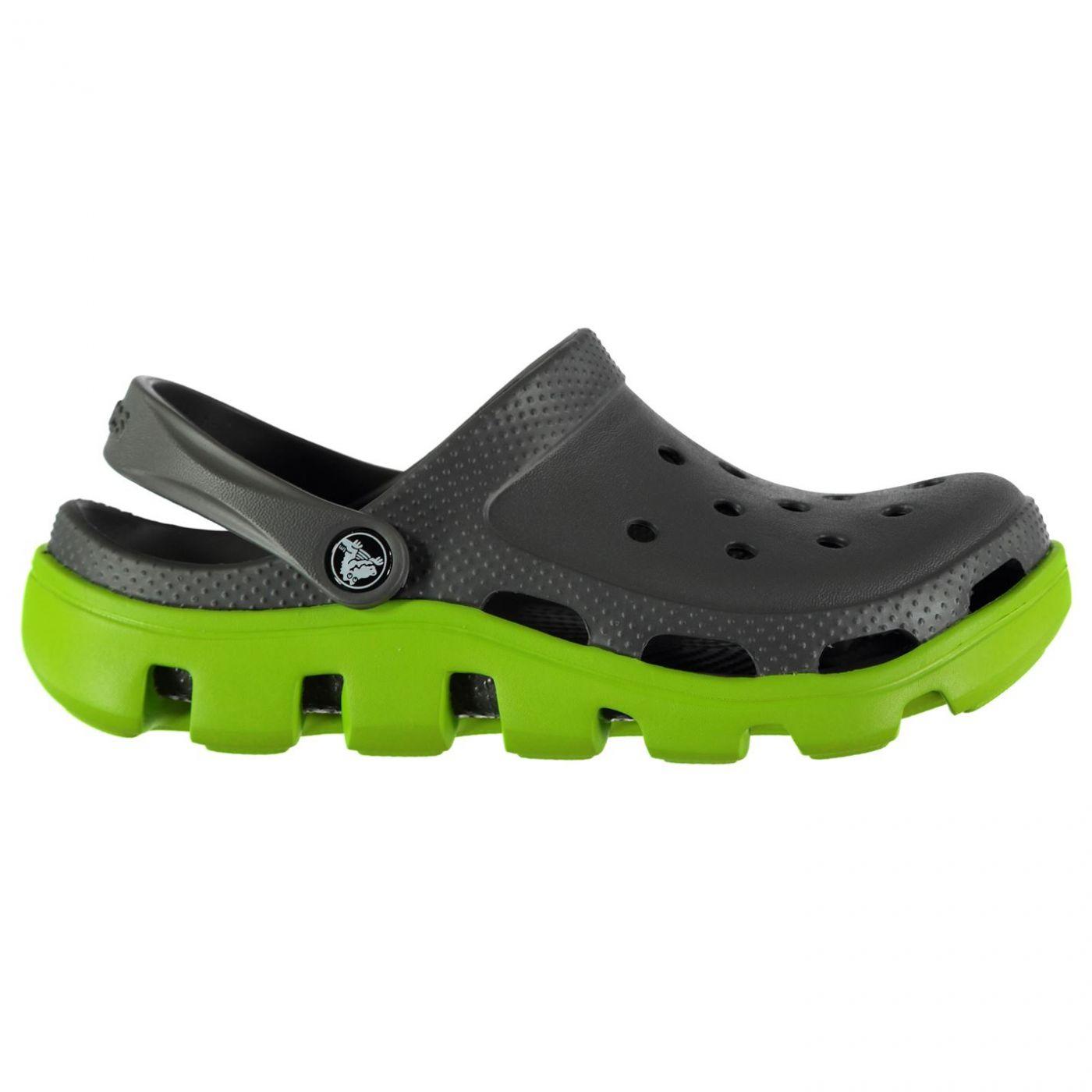 Crocs Duet Clogs Ladies