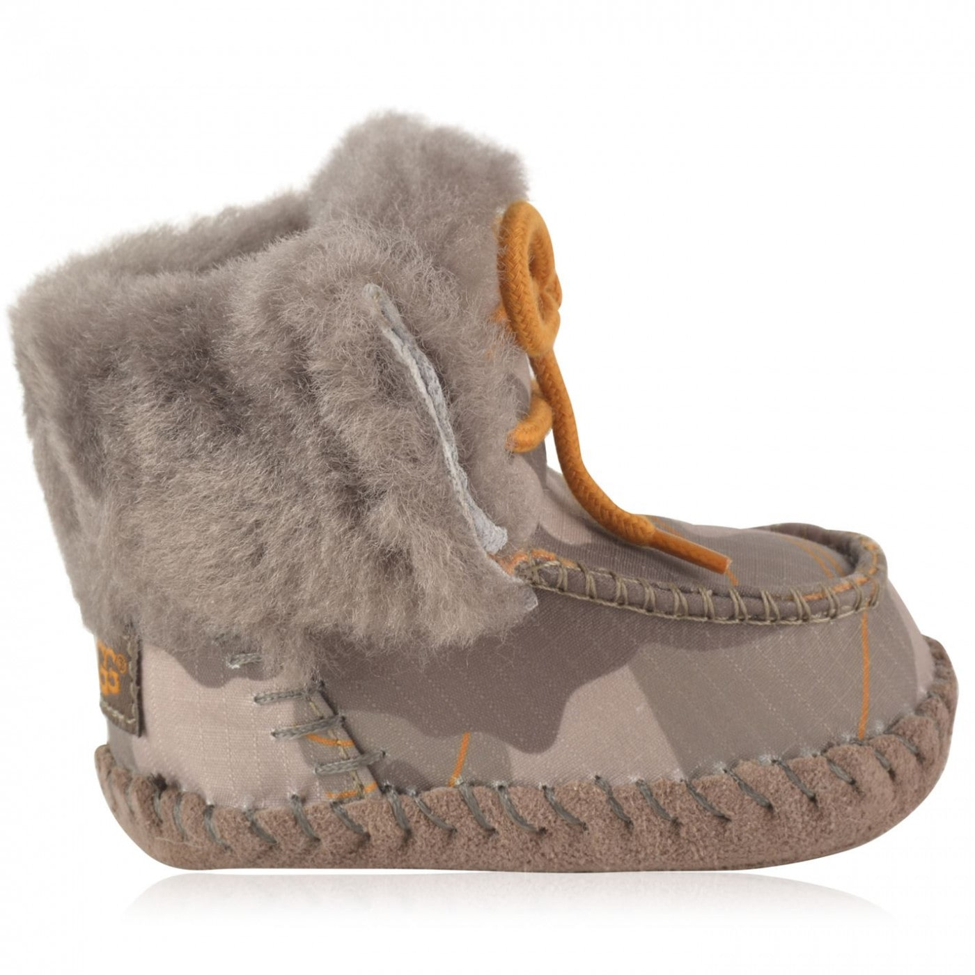 5e10bed5fcb Ugg Girls Sparrow Camouflage Shoes - FACTCOOL