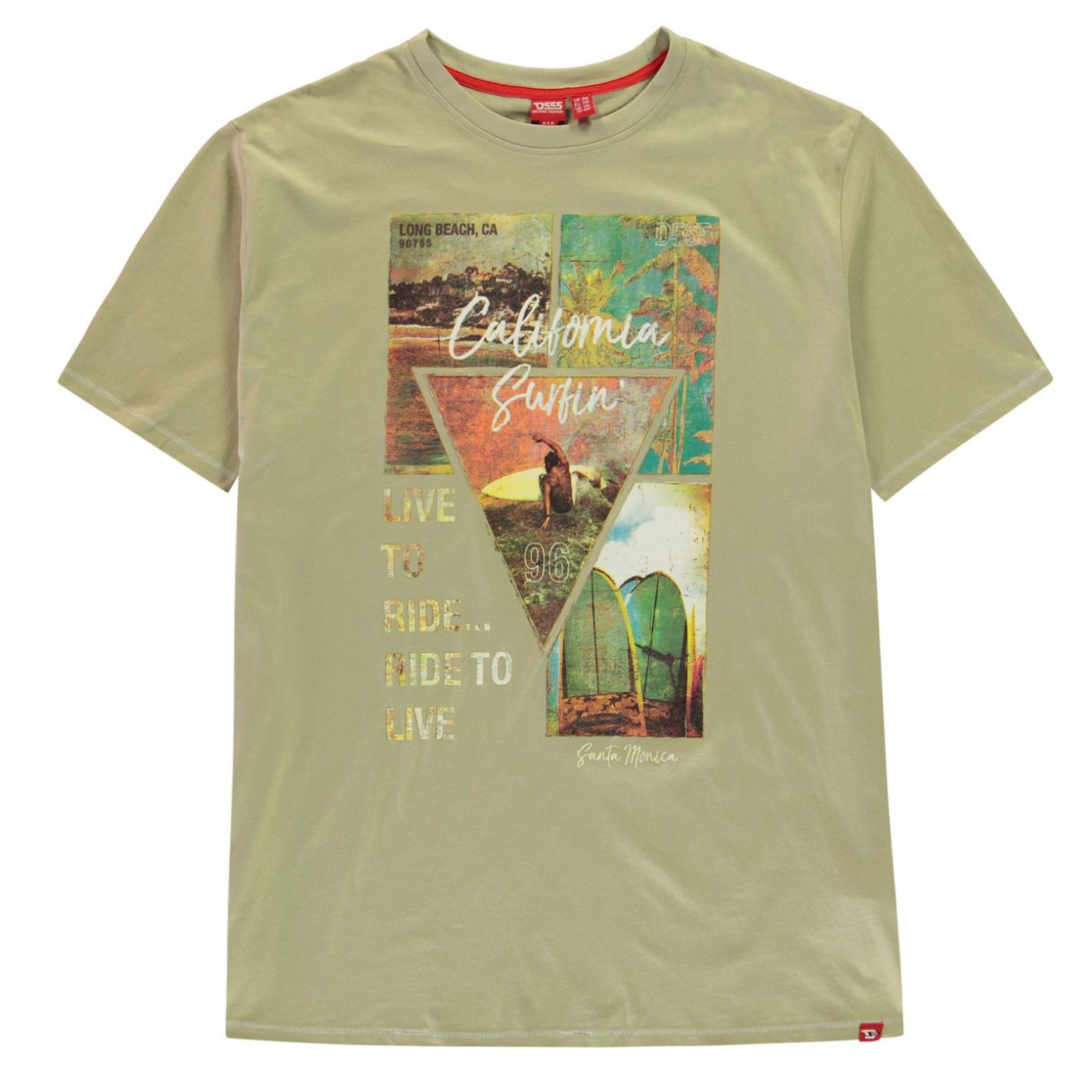 D555 Gordon T Shirt Mens