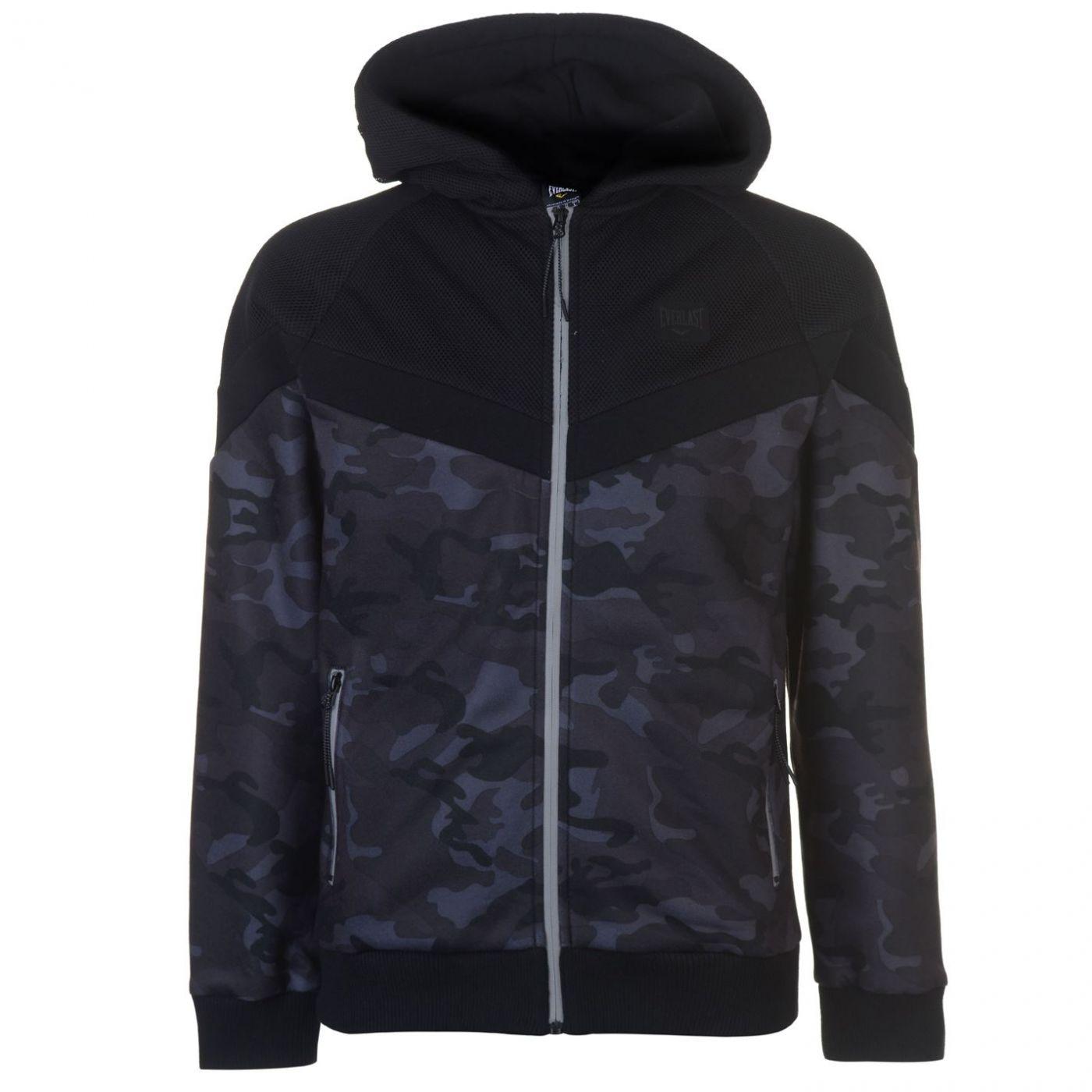 Everlast Premium Zipped Hoody Mens