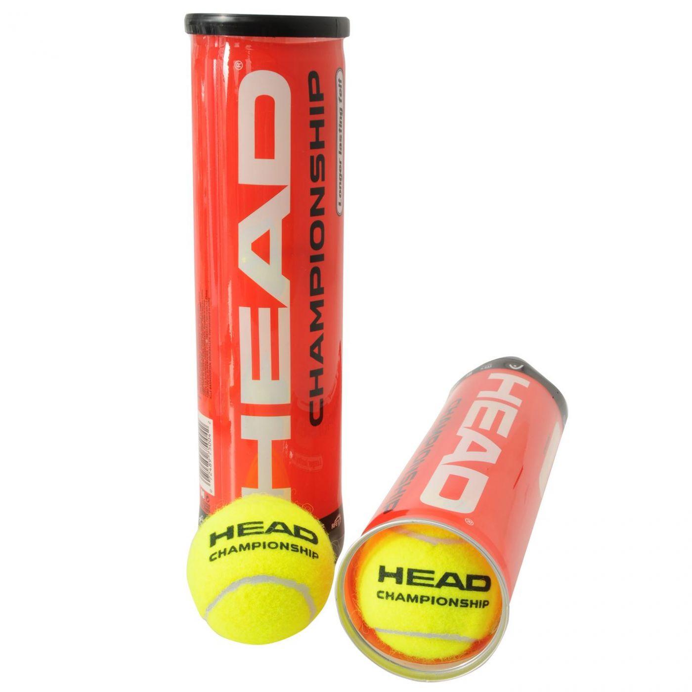 Head Championship Murray Tennis Balls