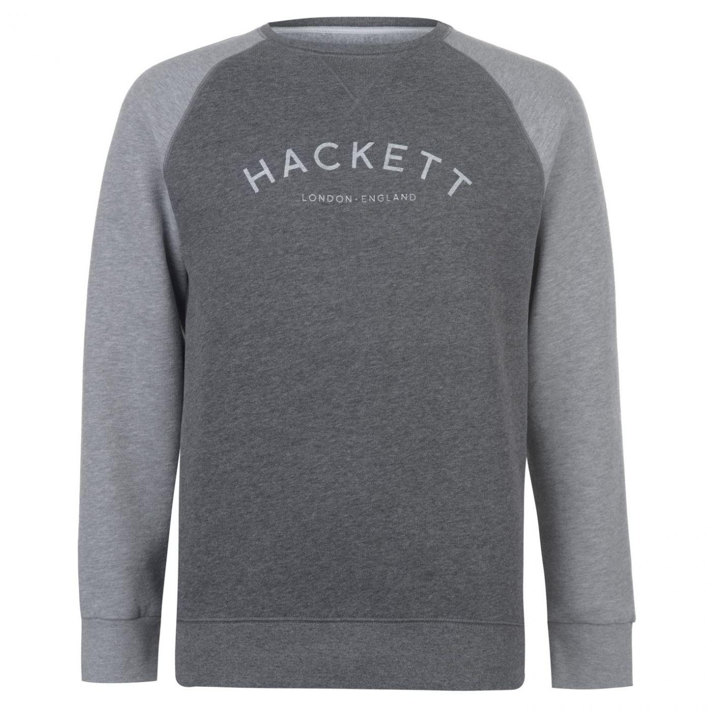 Hackett Classic Raglan Sweater