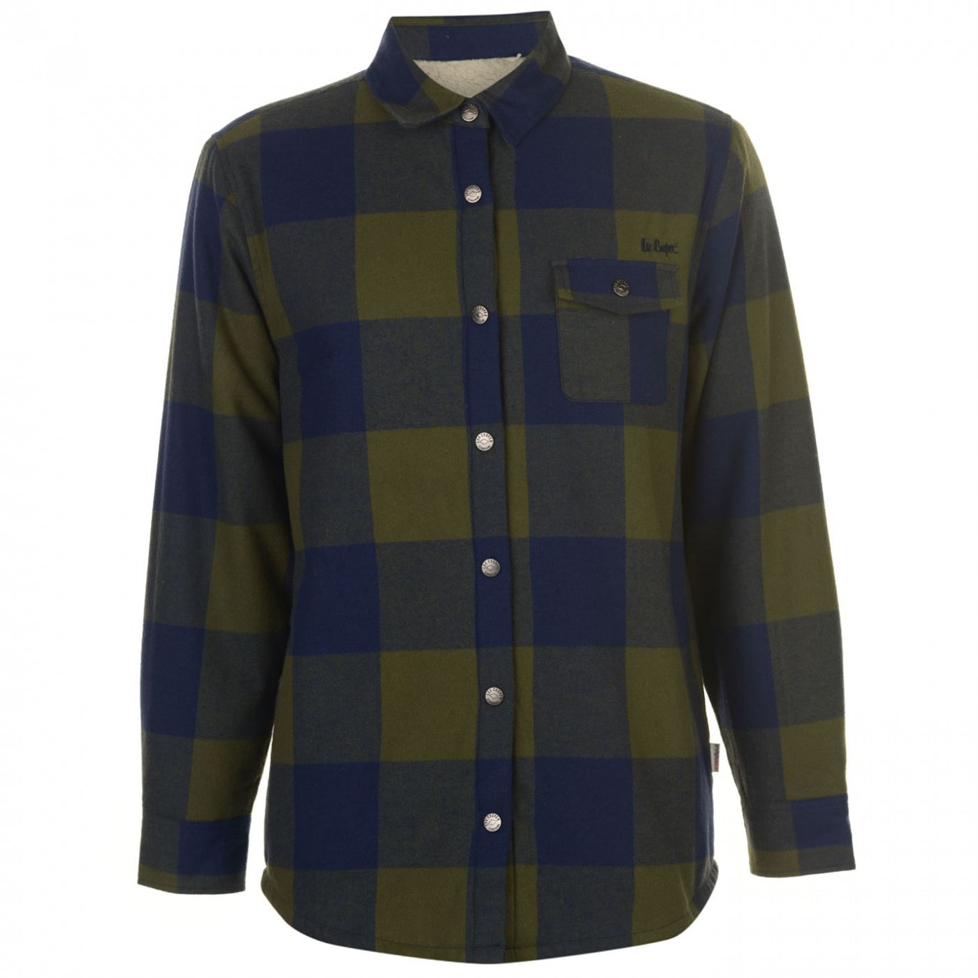 Men's Shirt Lee Cooper Flannel
