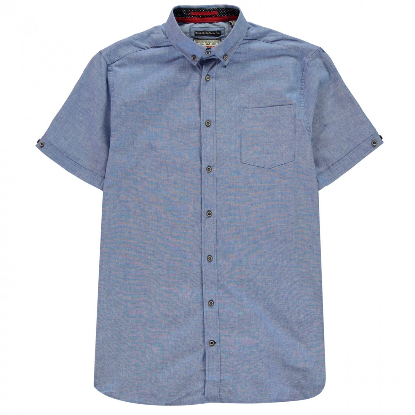 D555 Eric Short Sleeve Shirt Mens