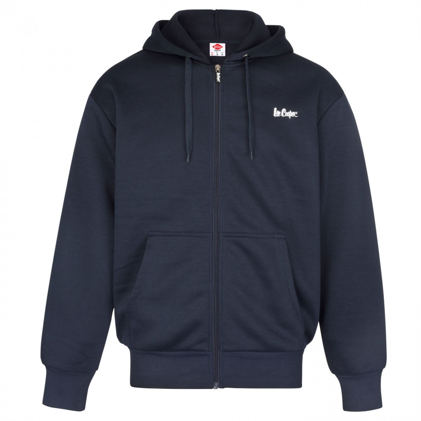 Lee Cooper Full Zip Hoody Mens