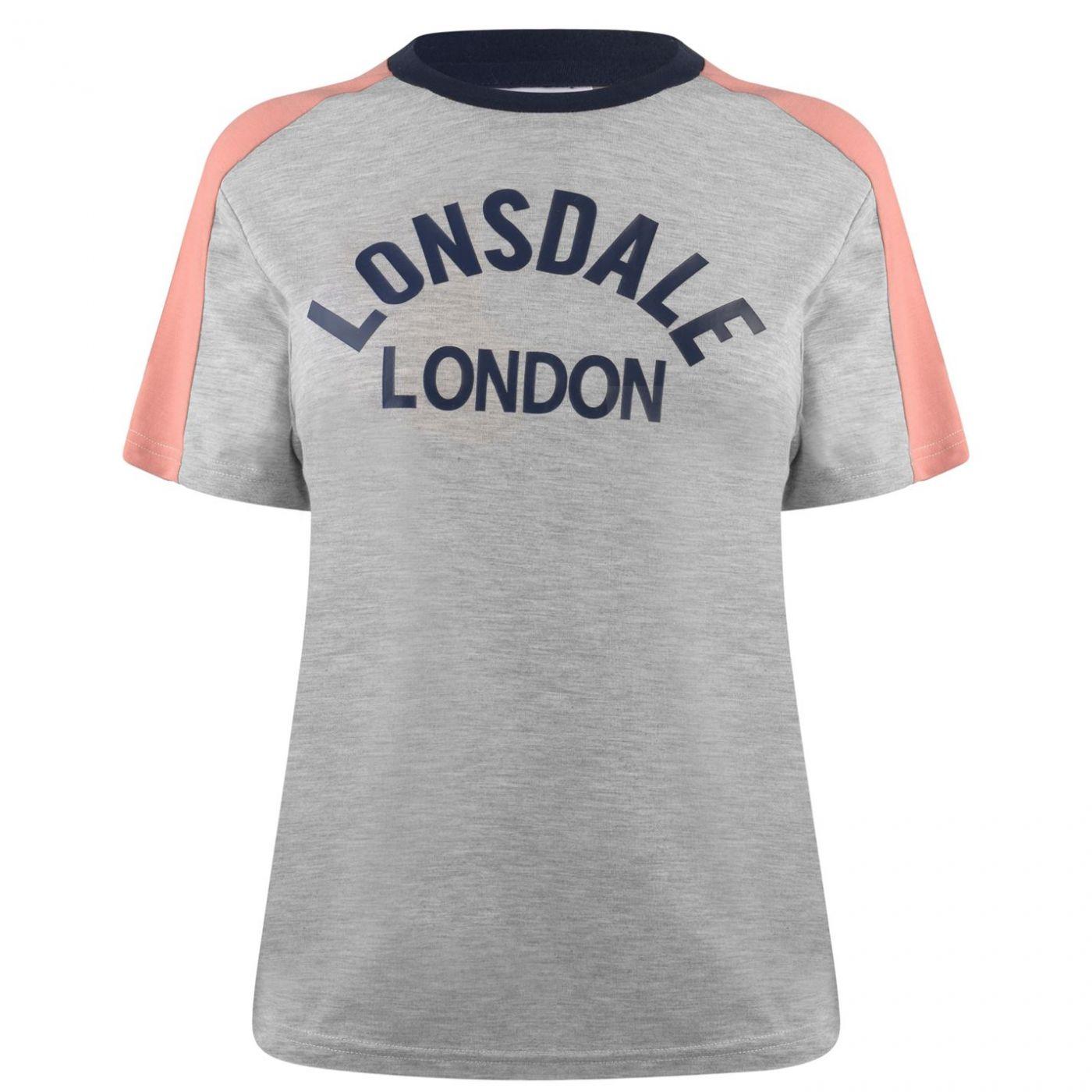 Lonsdale Long Line Crew dámské tričko