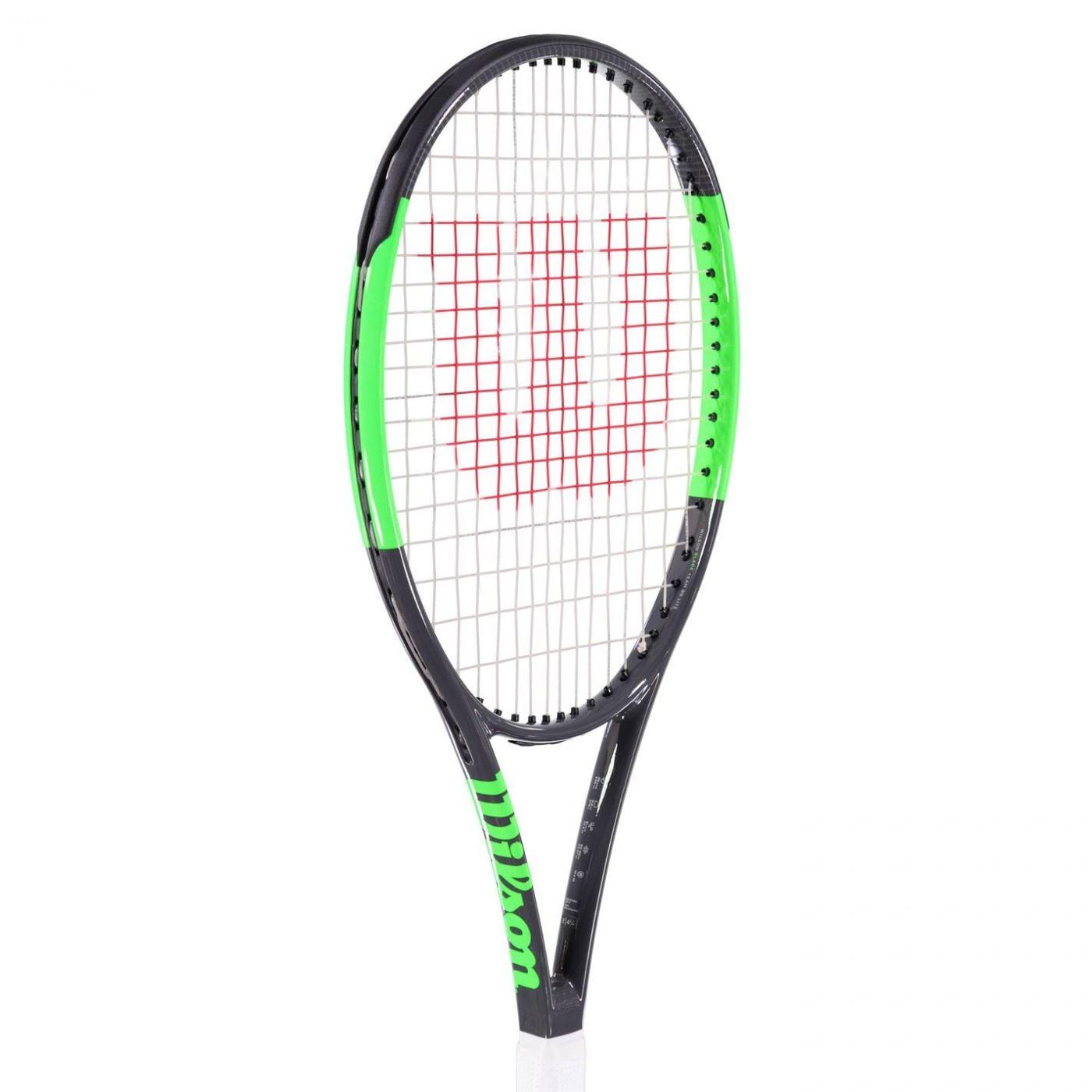Wilson Bla Lit Racket C99