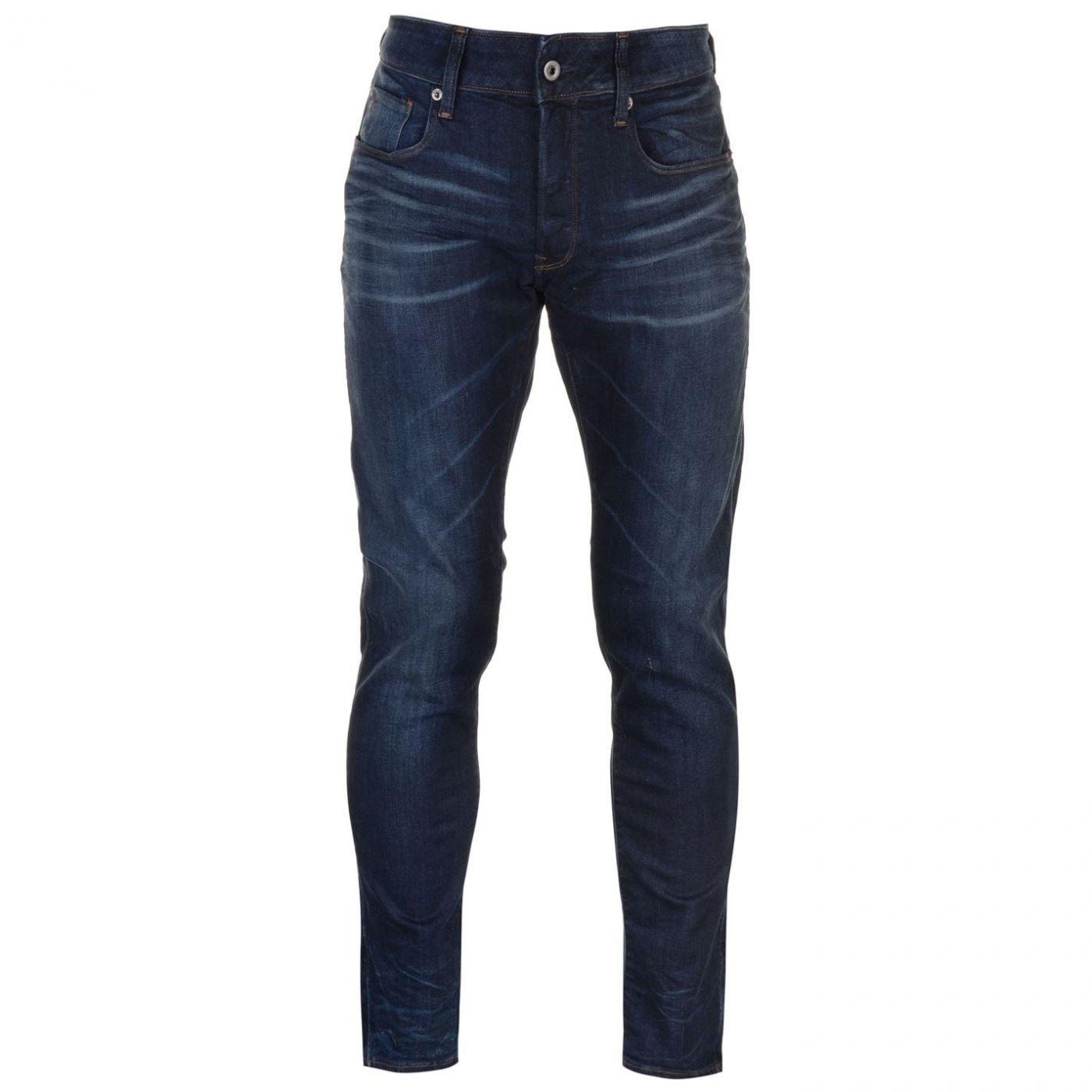 G Star 3301 Slim Jeans Mens