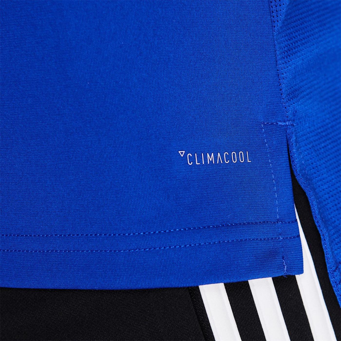 Adidas Climacool V Neck T-shirt Mens