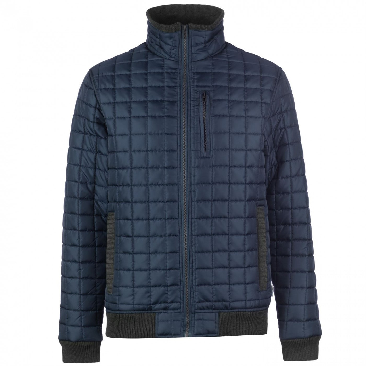e88dd39e50 Lee Cooper Quilted Jacket Mens - FACTCOOL