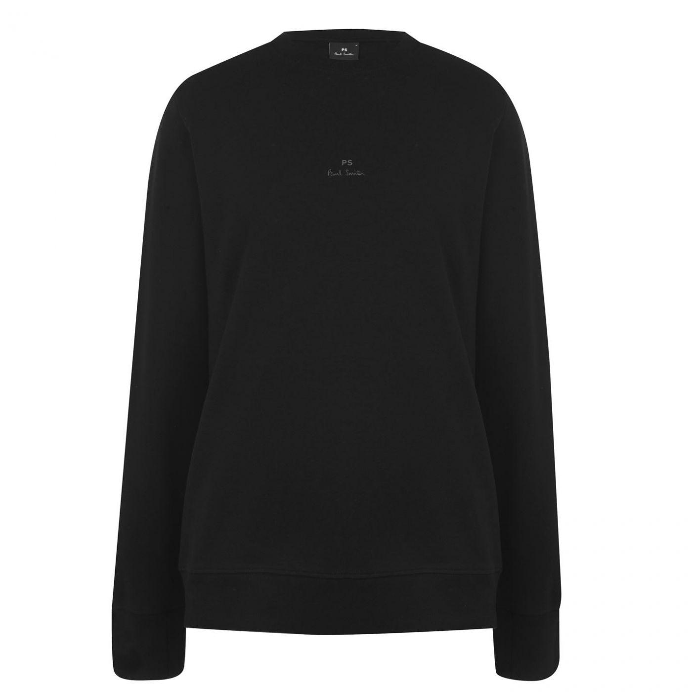 PS by Paul Smith Mercerised Crew Neck Sweatshirt