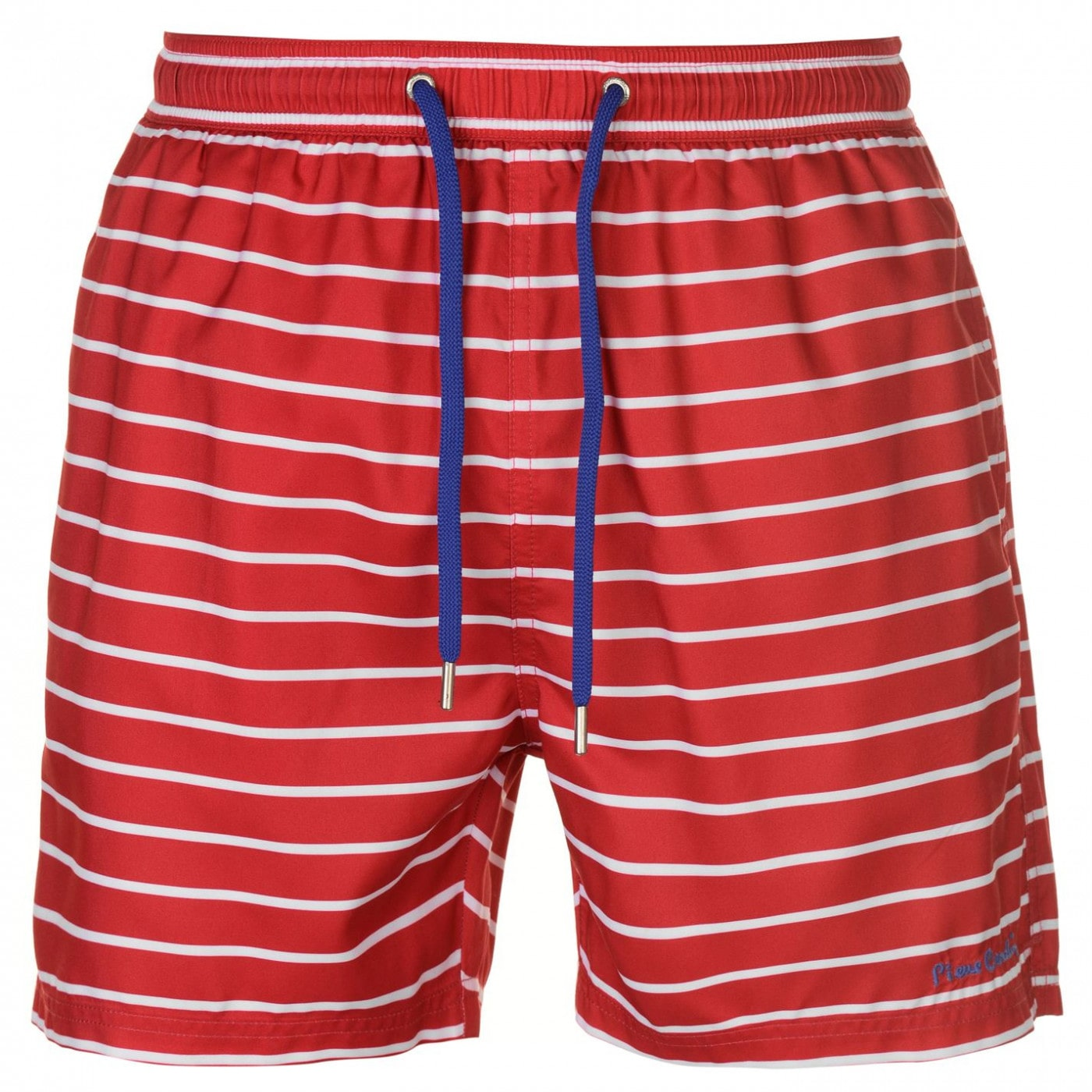 Pierre Cardin Stripe Swimshorts Mens