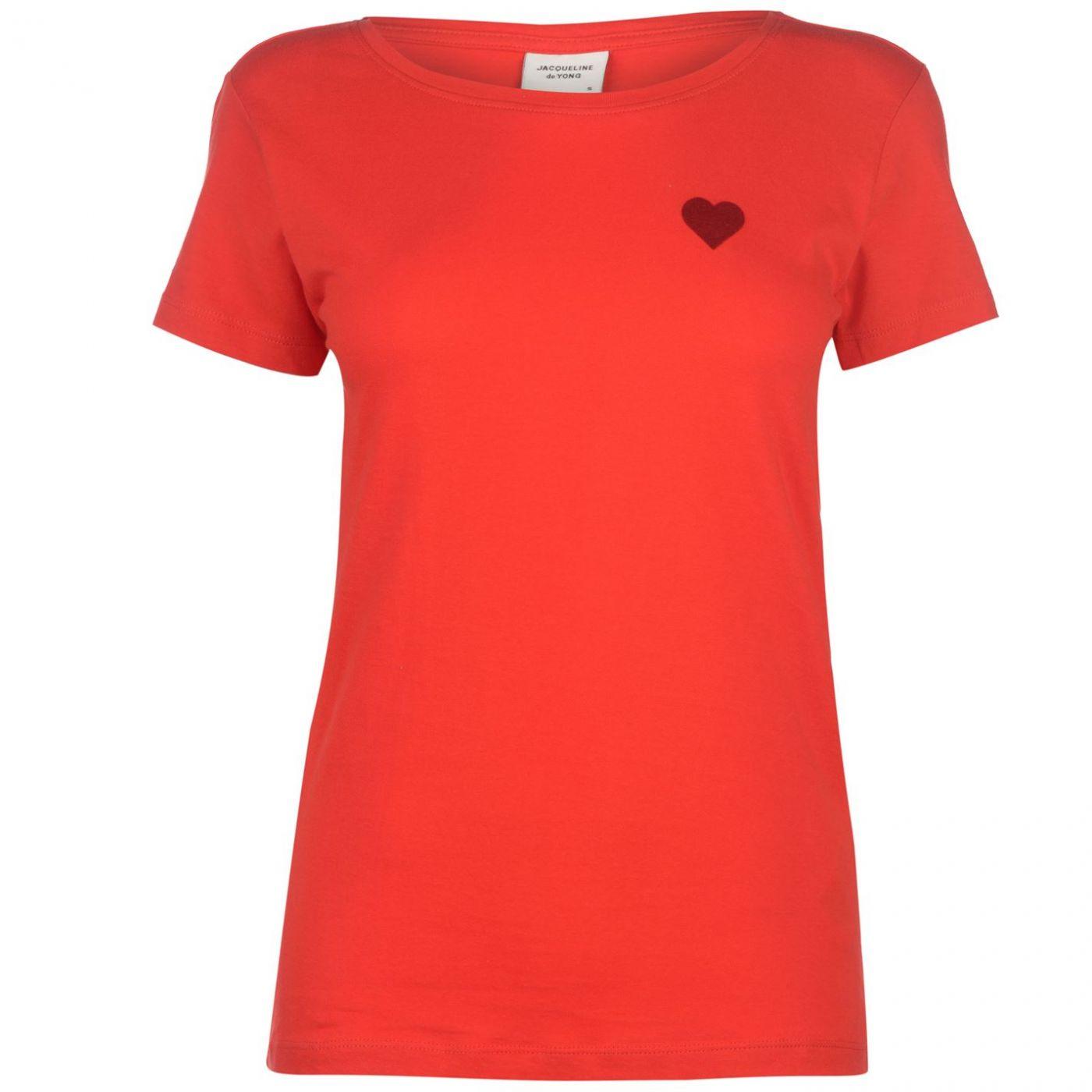 JDY Chicago Short Sleeve T Shirt