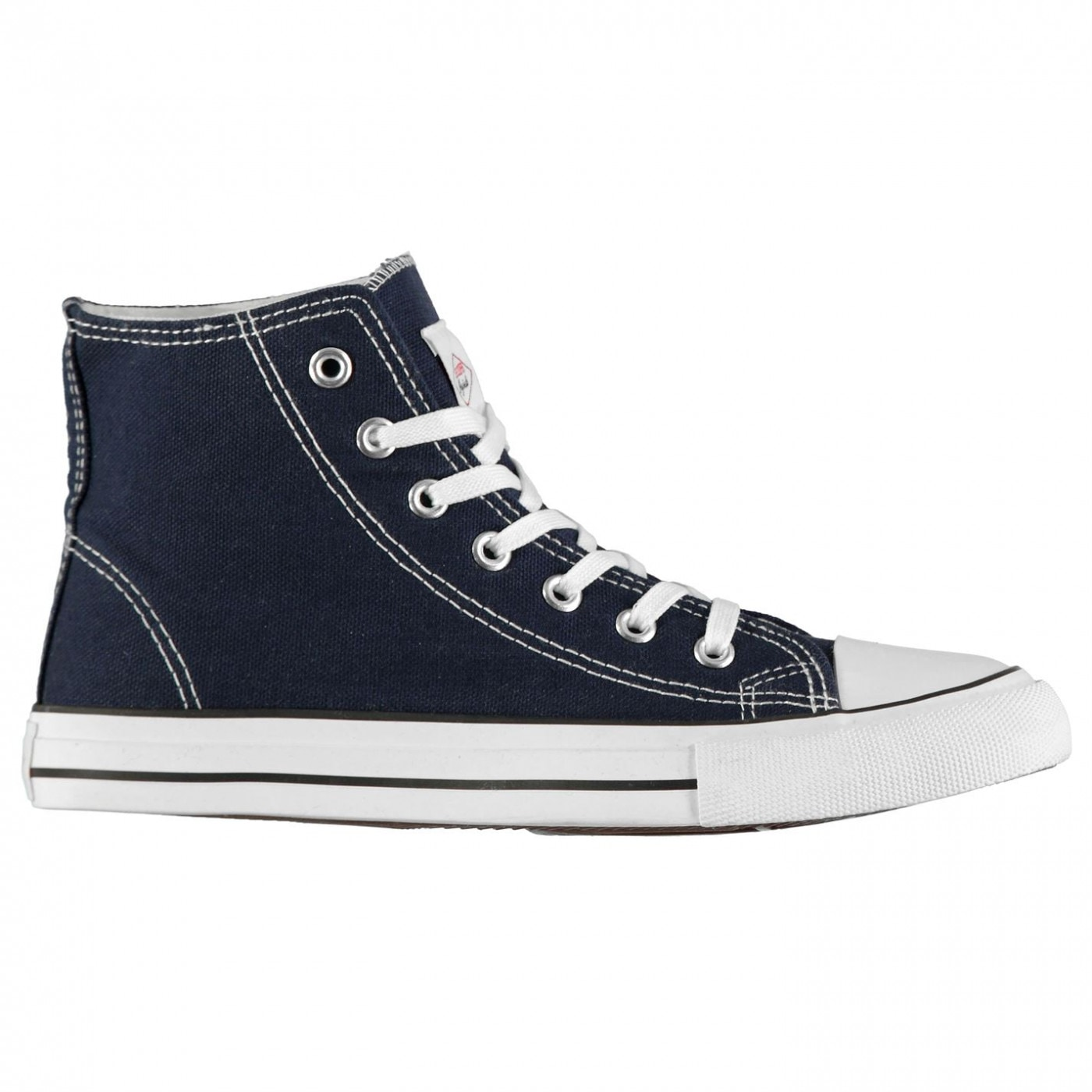 Lee Cooper C Cvs Hi Shoes Jnr98