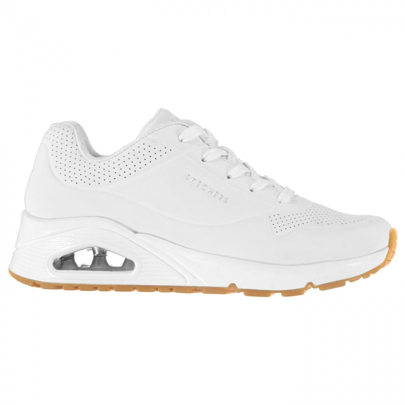 Skechers UNO Stand On Air Trainers Womens