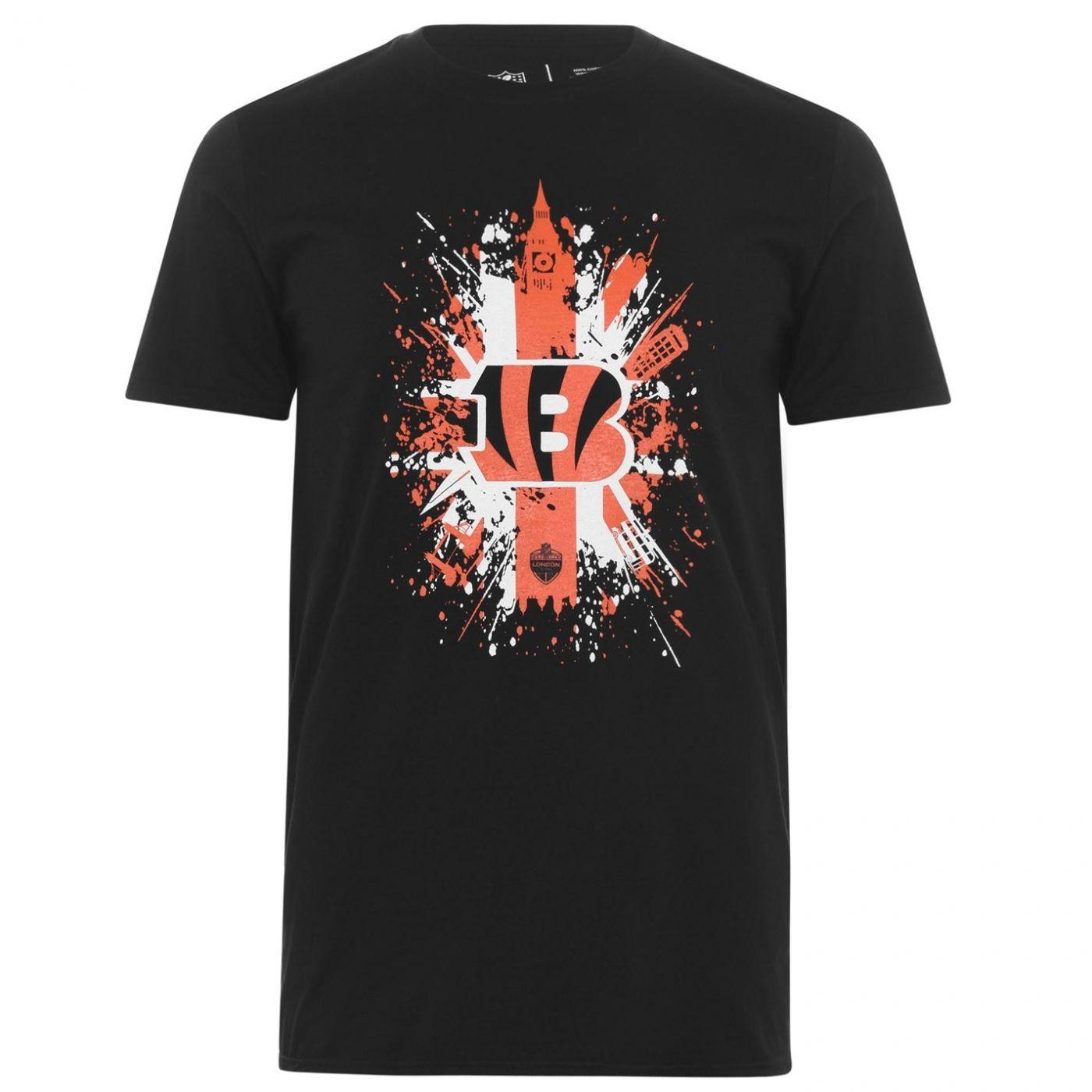 NFL London Games T Shirt Mens