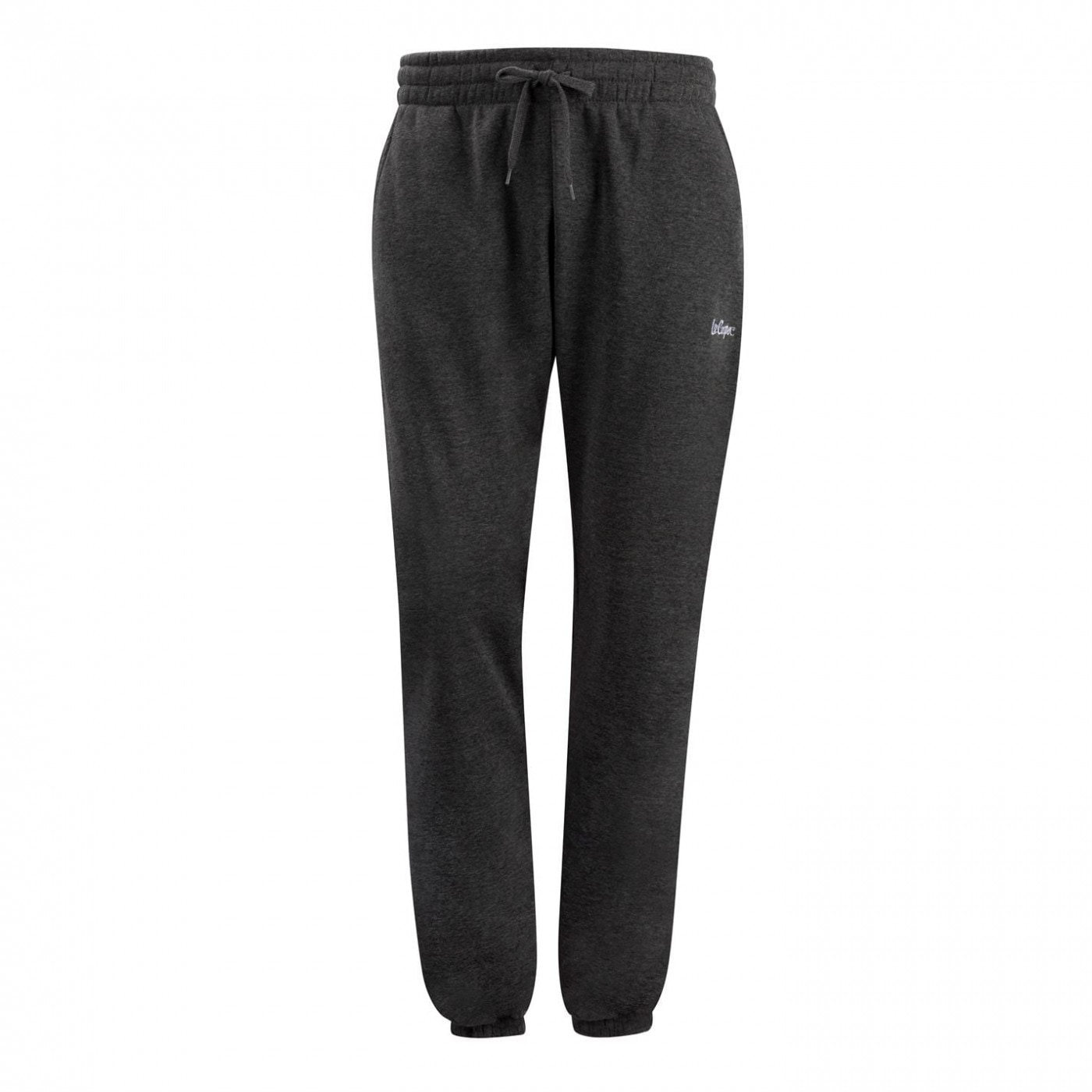 Lee Cooper Closed Hem Fleece Jogger Mens