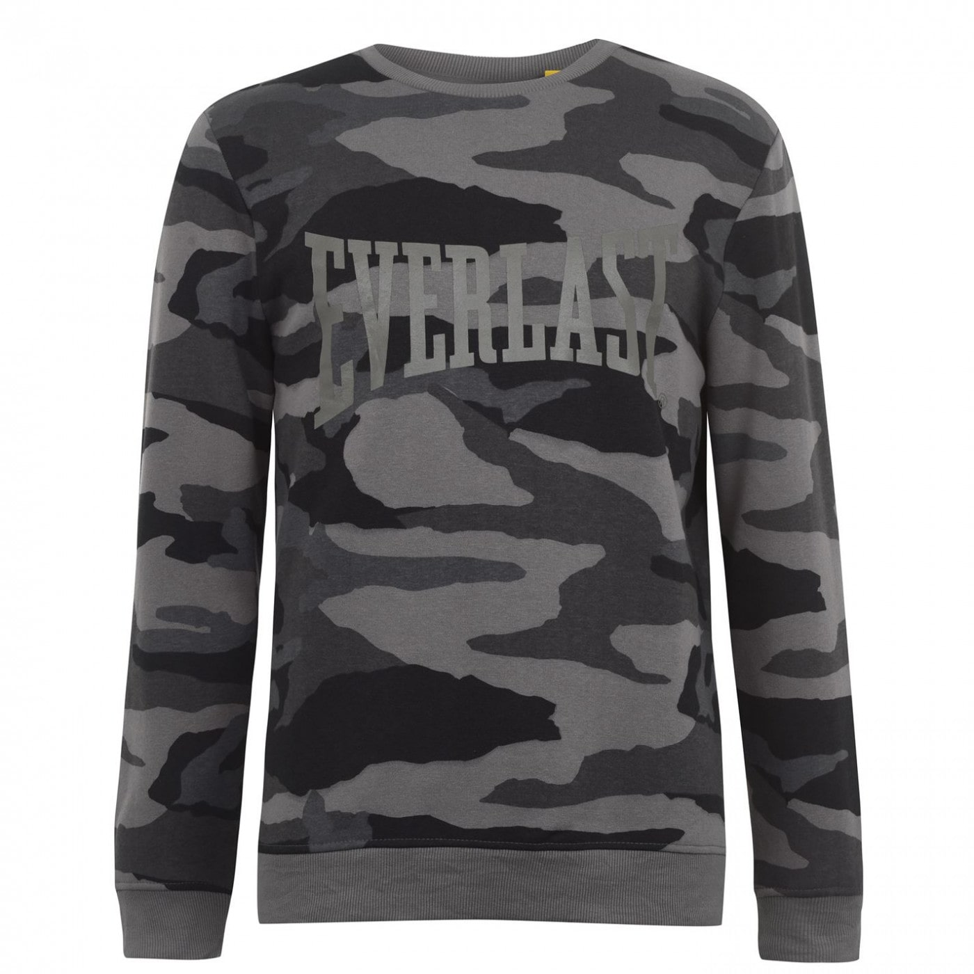 Everlast Camo Crew Sweater Mens