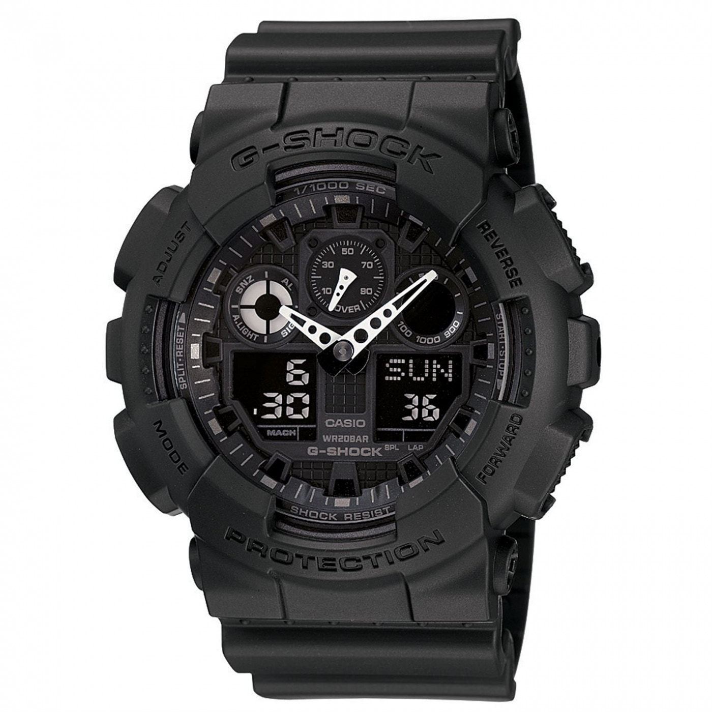 G Shock 100 1a1er Watch