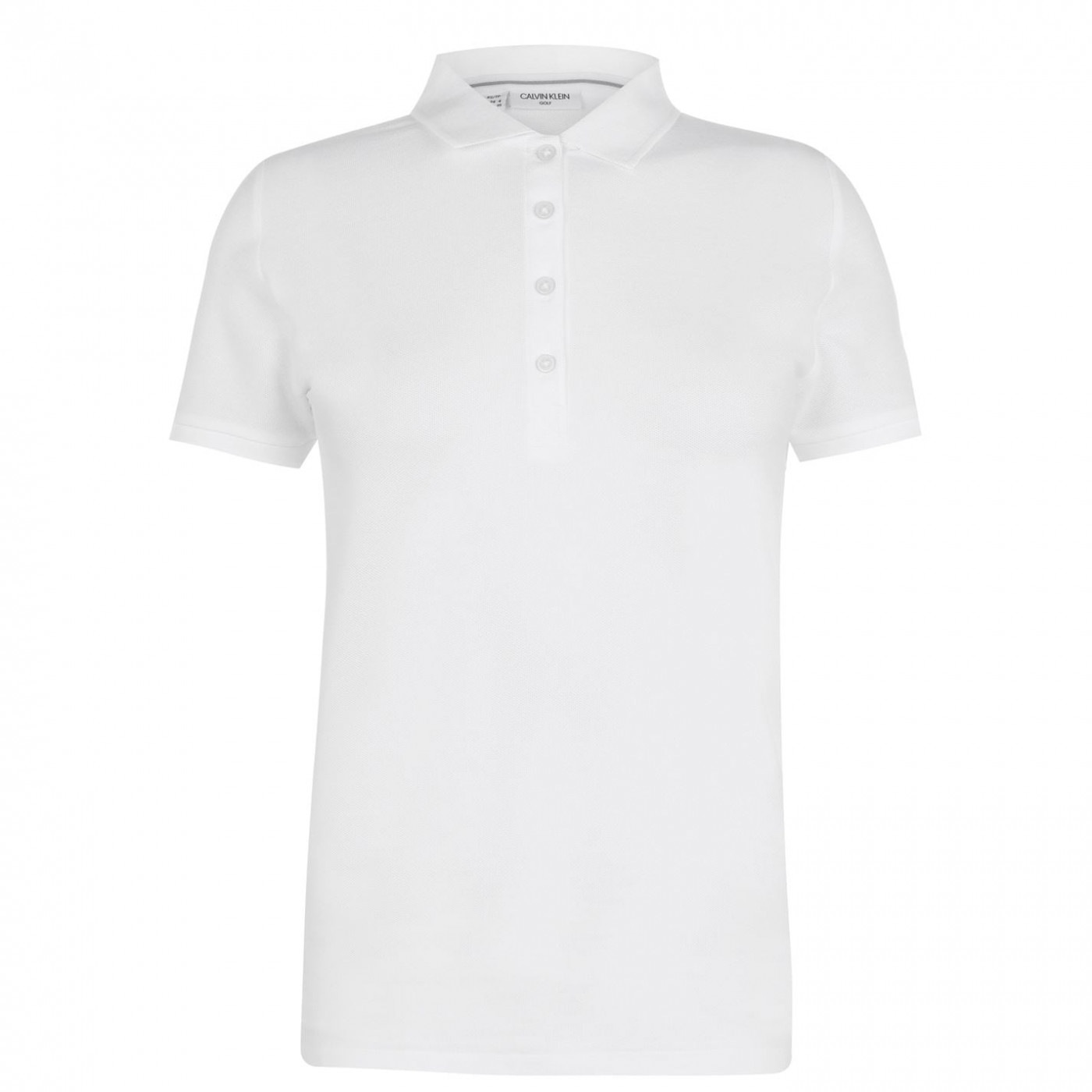 Calvin Klein Golf Short Sleeve Cotton Polo Shirt