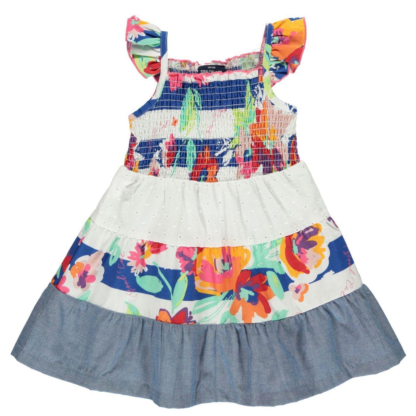 SoulCal Woven Dress Infant Girls