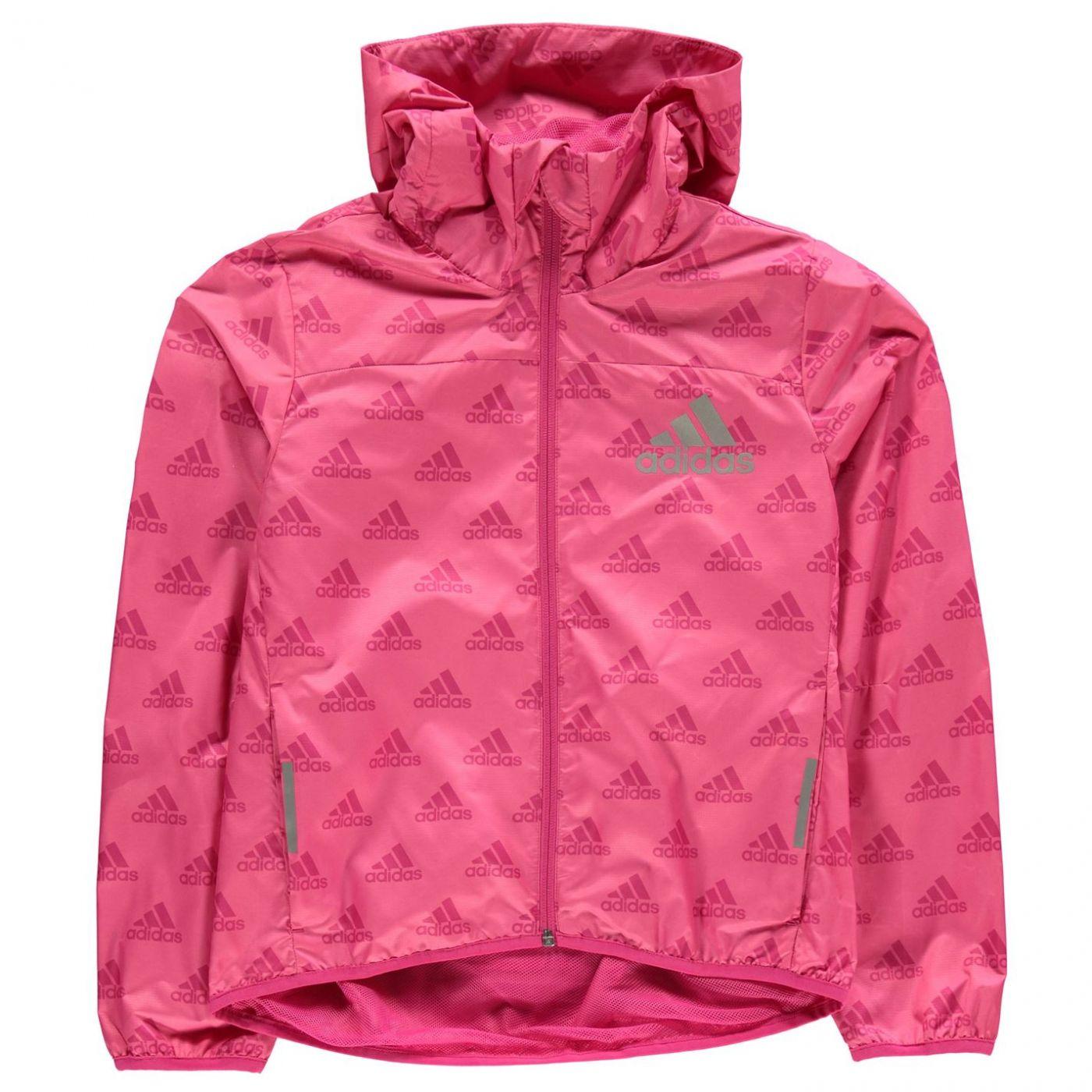 Adidas MH Wind Jacket Junior Girls