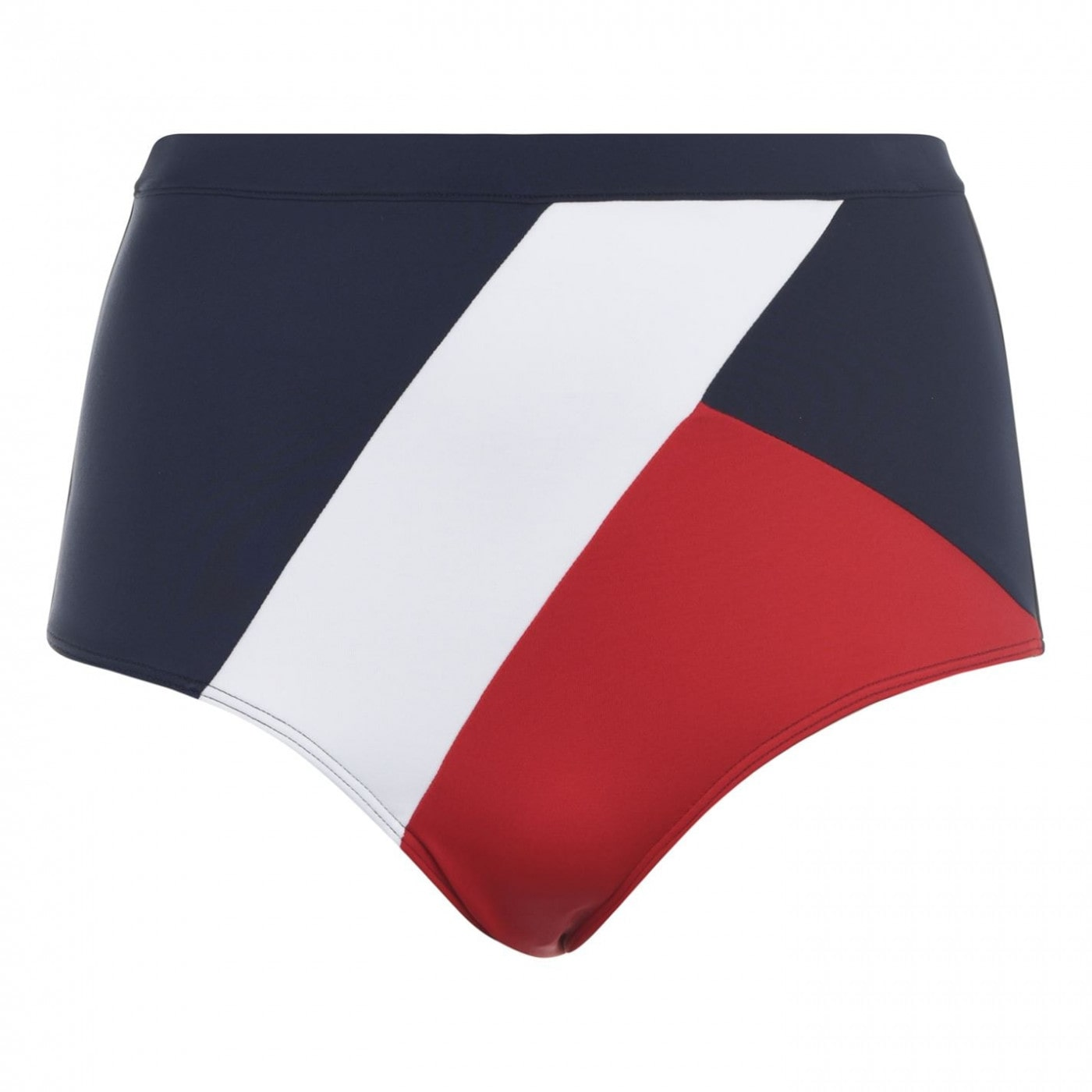 Tommy Bodywear High Waisted Bikini Briefs