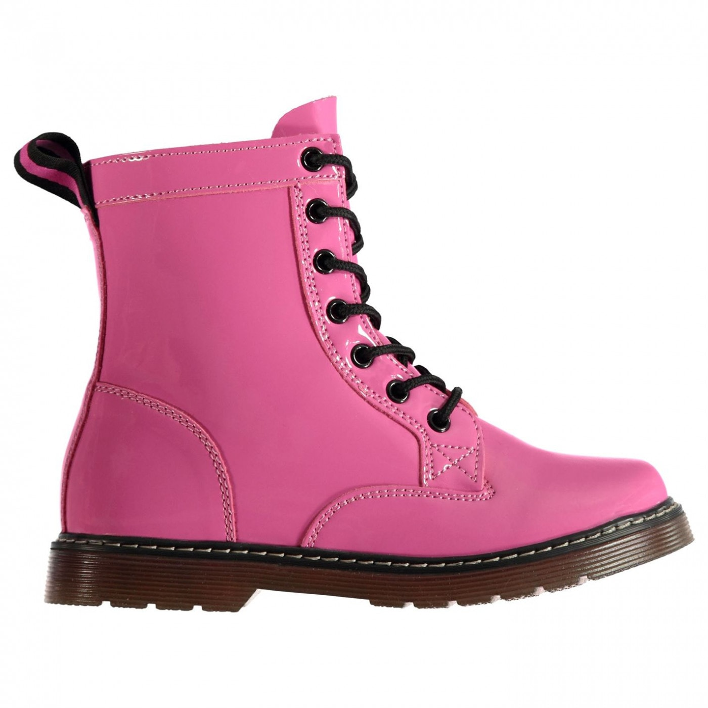 Miso 7 Eyelet Girls Boots
