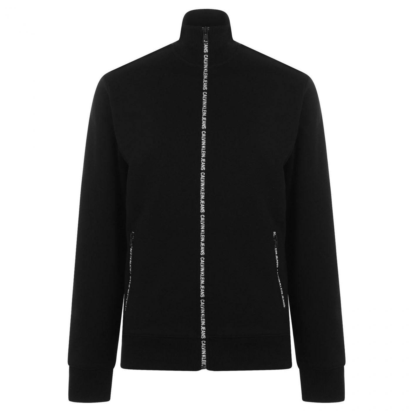 Calvin Klein Jeans Mono Tape Track Jacket