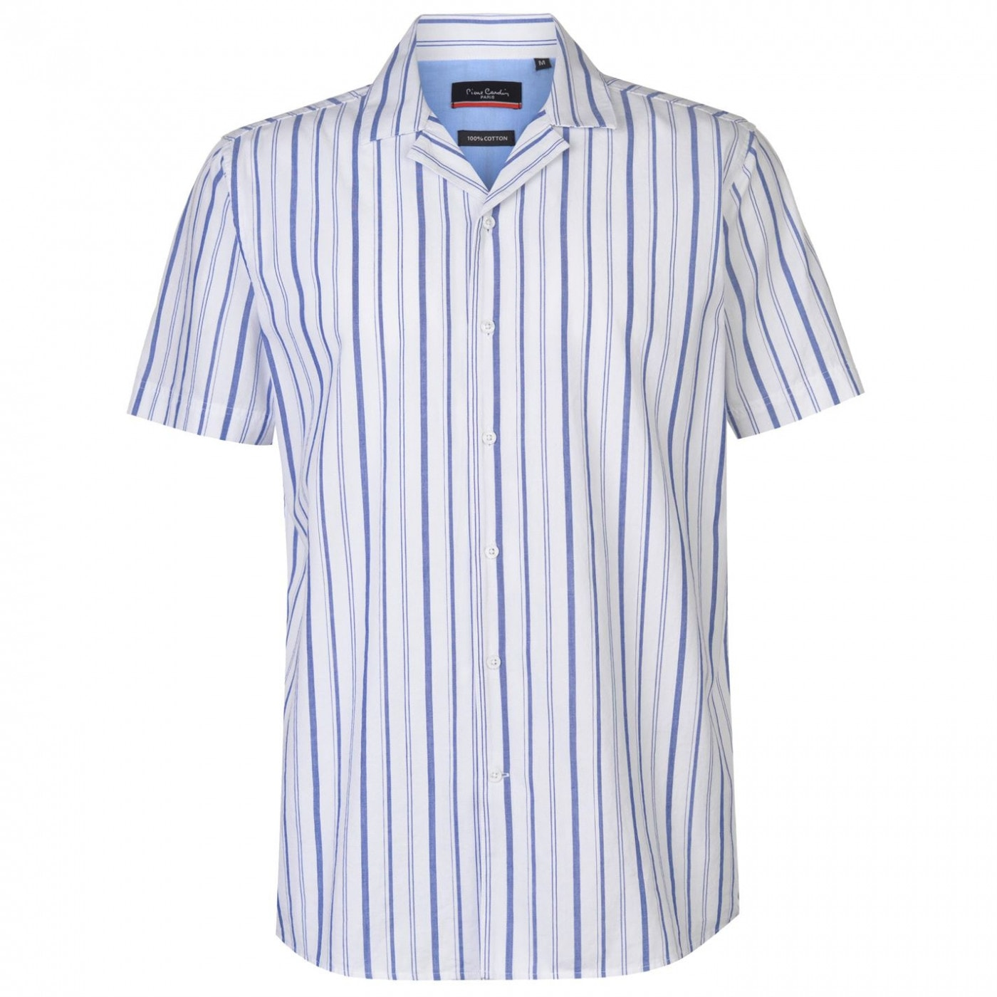 Men's Shirt Pierre Cardin Reverse Stripe