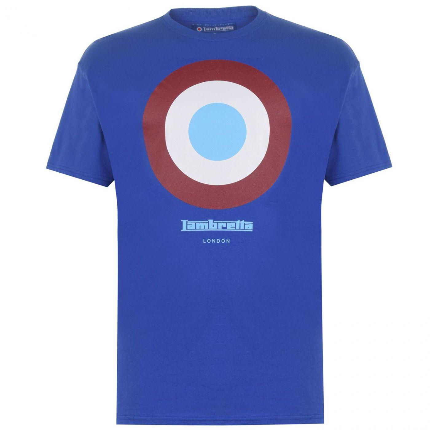 Lambretta Target T Shirt