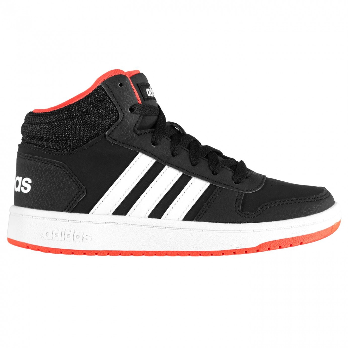 Adidas Hoops Mid 2.0 Trainers Child Boys