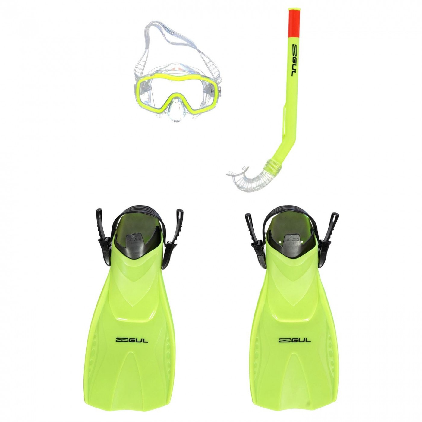 Gul Mask Snorkel and Fin Set Childrens