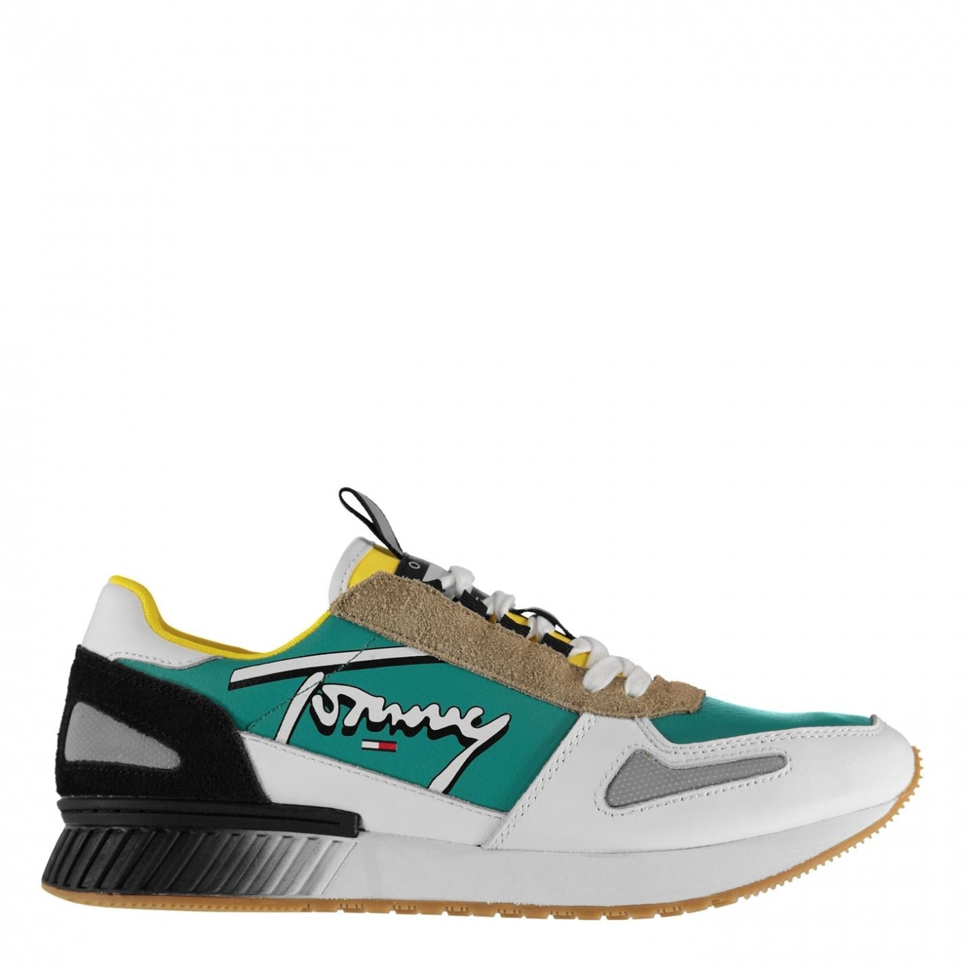 Tommy Jeans Elliot Signature Runner Trainers