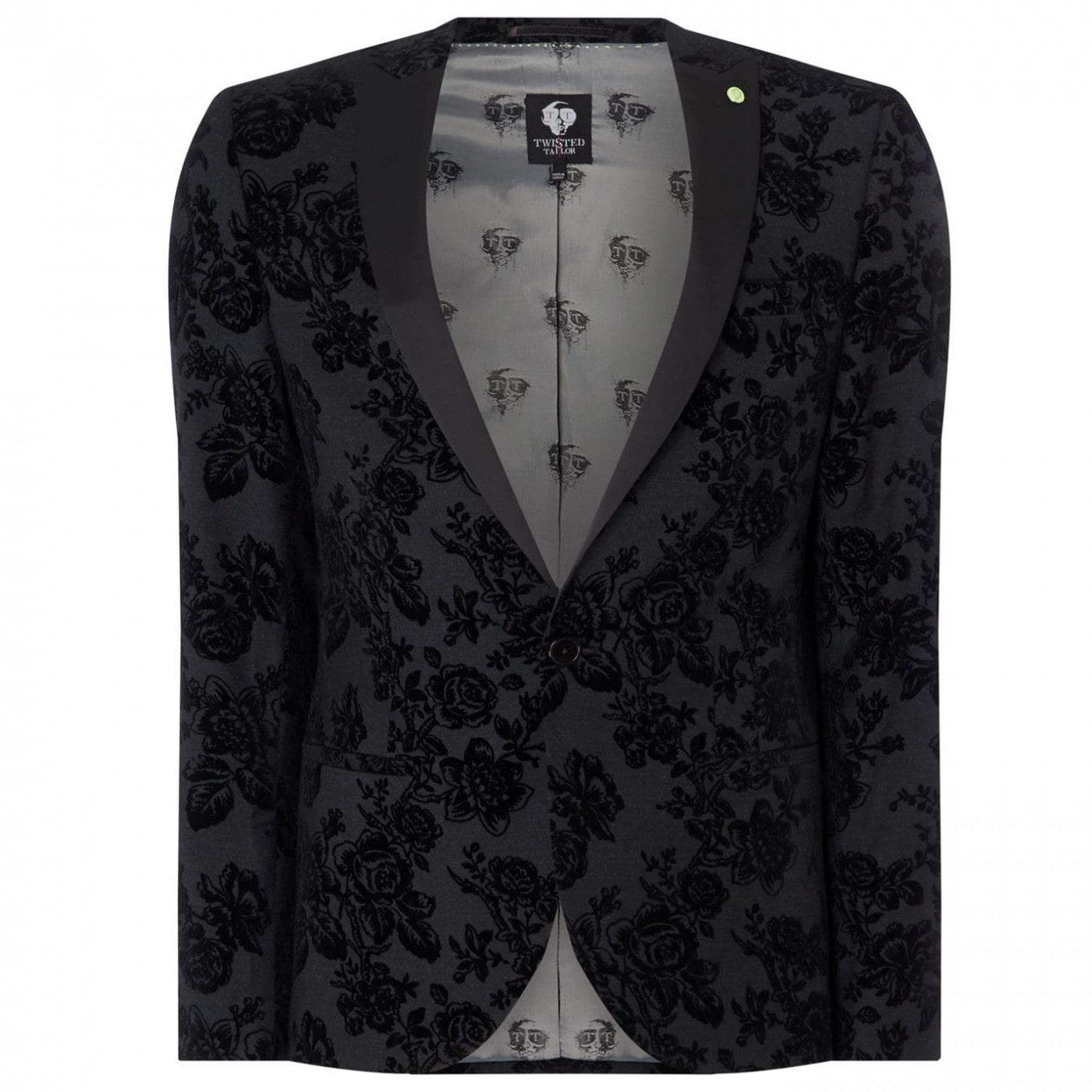 Twisted Tailor Floral Blazer