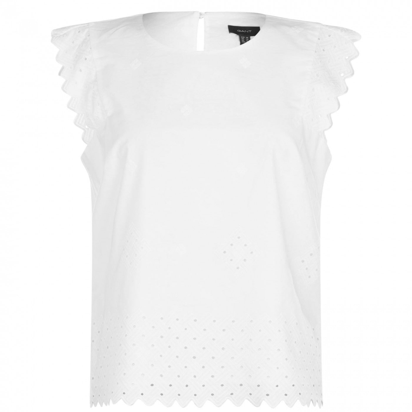 Gant Broderie Anglaise Top