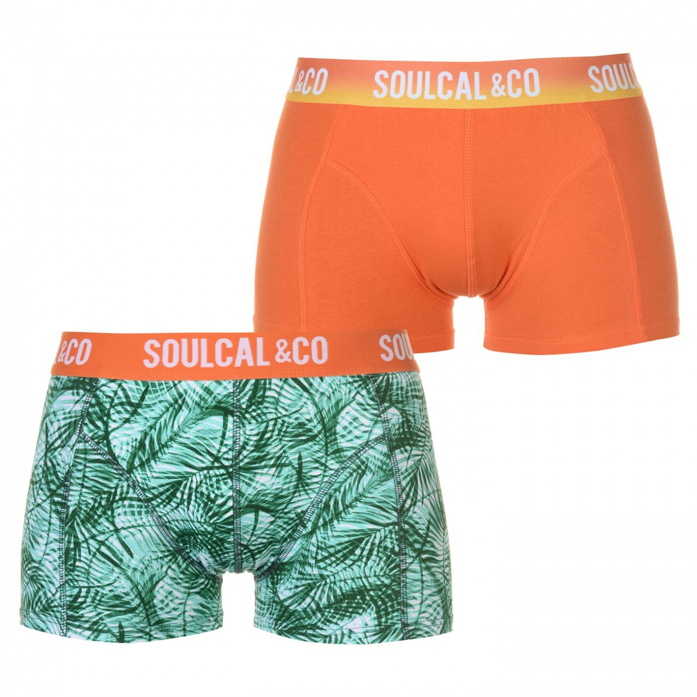 SoulCal Trunks Pack of 2