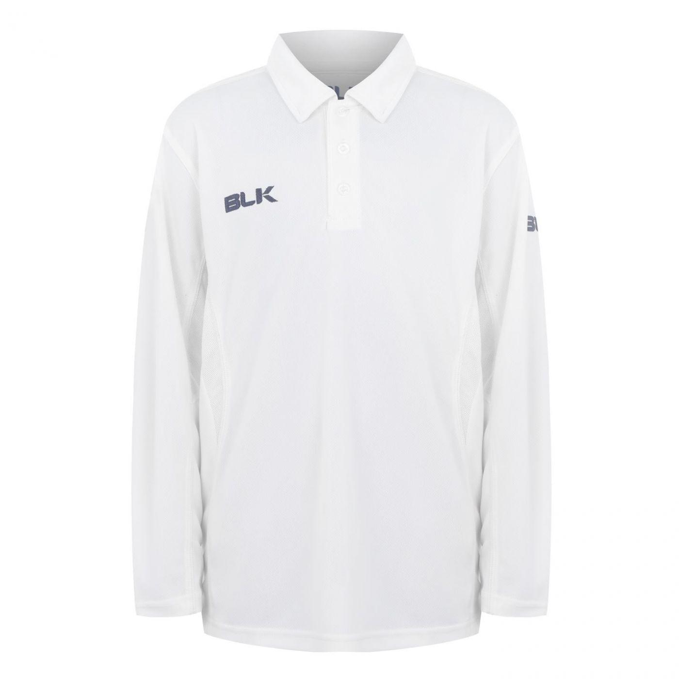 BLK Boys Long Sleeve Polo