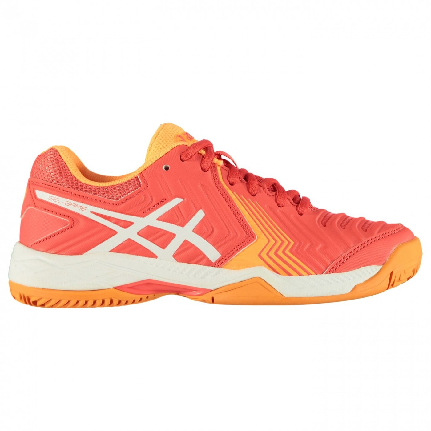 Asics GEL Game 6 Clay Ladies Tennis Shoes