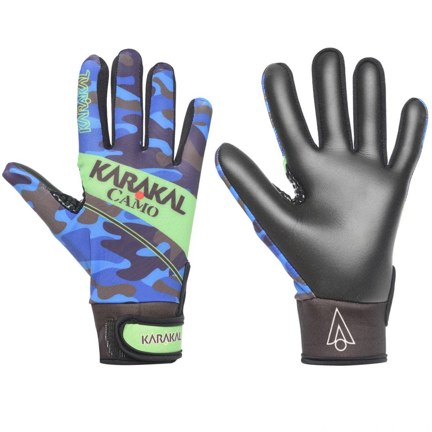 Karakal Camo GAA Gloves Mens