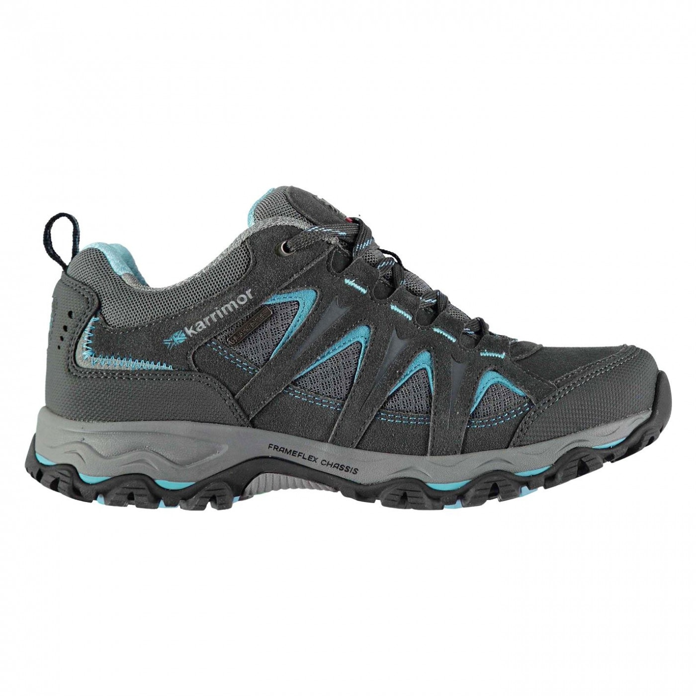 Women's walking shoes Karrimor Mount Low