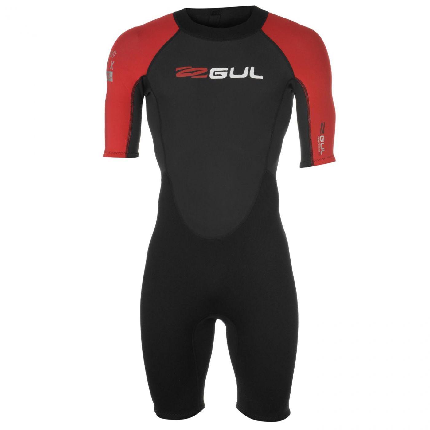 Gul Contour Wetsuit Mens Shorties