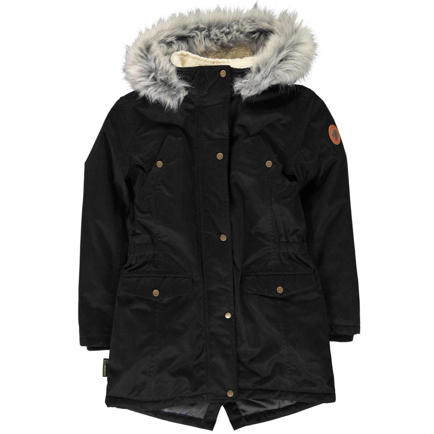 Gelert Siberian Parka Coat Junior Boys