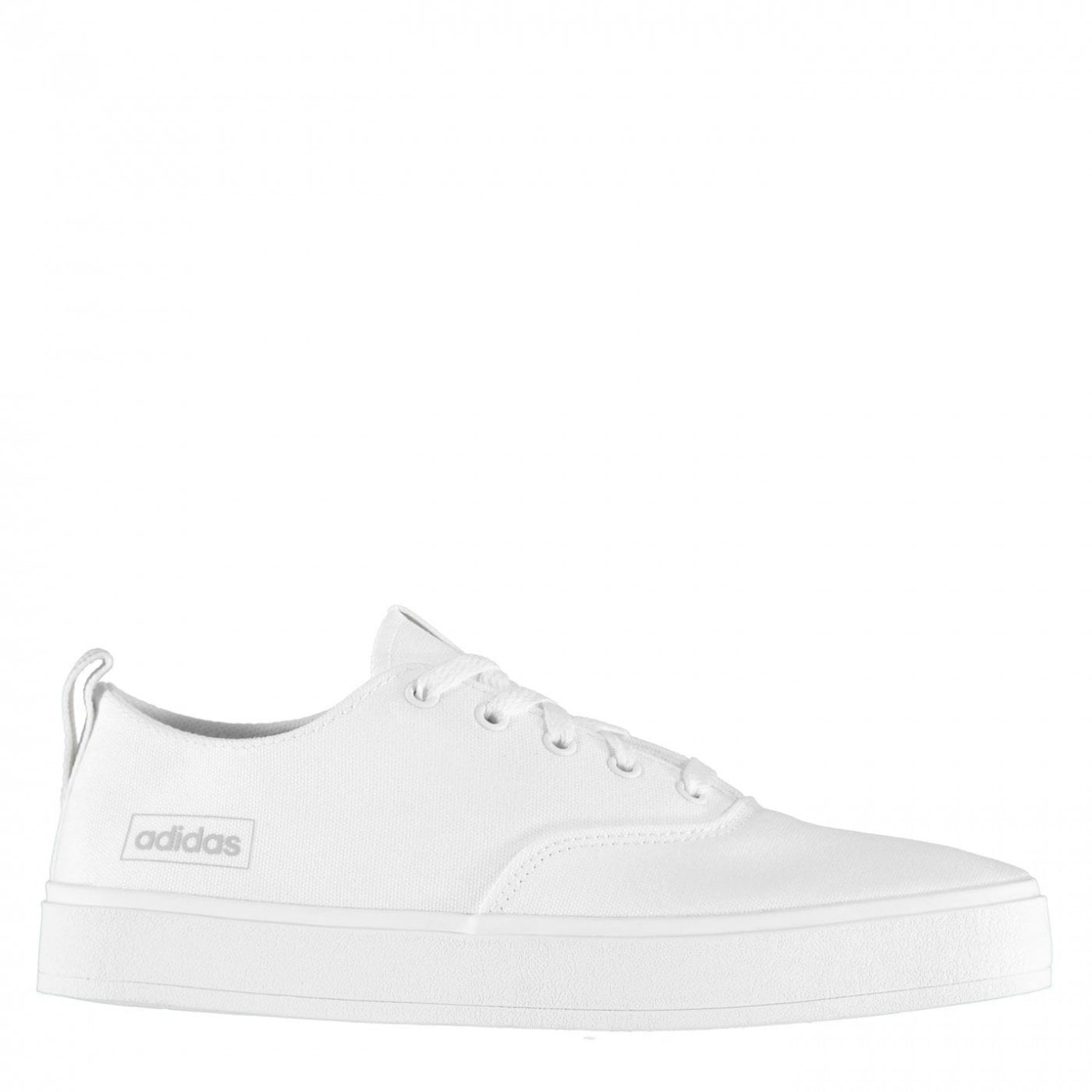 Adidas Broma Canvas Trainers Mens