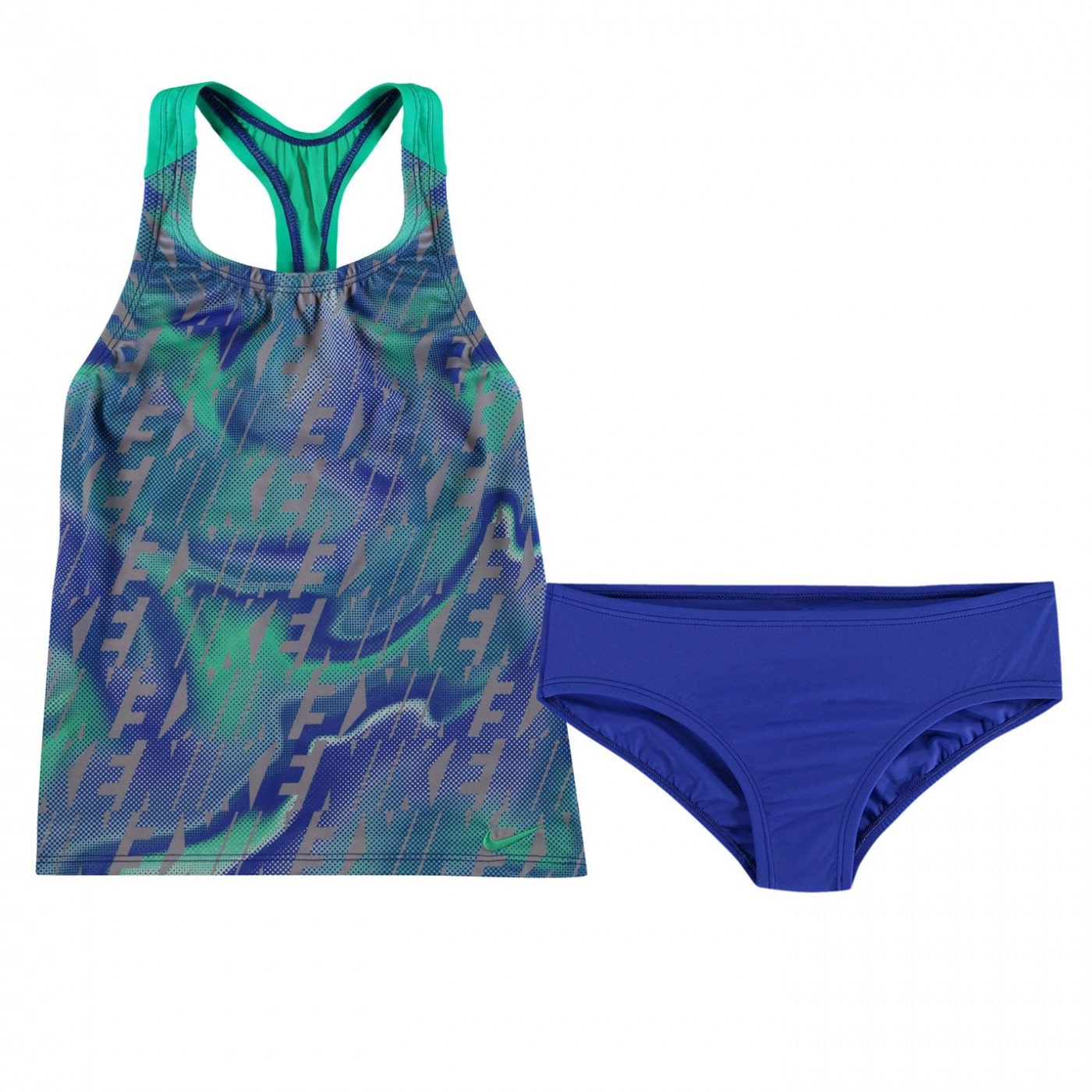 Nike Amp Tankini Junior Girls